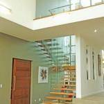 Modern elegant stairs Qld